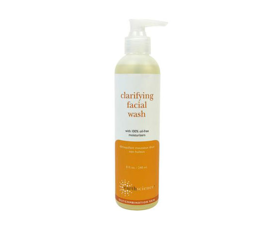 Facial equate cleanser clarifying