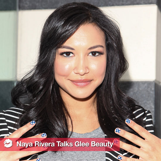 naya rivera glee. Naya Rivera Talks About Glee#39;s