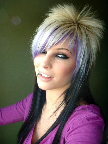 Japanese Long Hairstyles For Girls. emo haircuts for girls with
