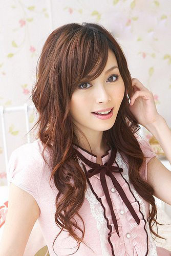 japanese female hairstyle. japanese woman hairstyles. Posted by Hair Styles
