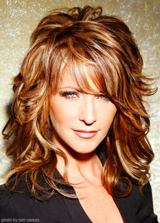 Hairstyles  Thin Hair on Layered Hairstyles For Long Hair With Side Bangs1301486463 Jpg