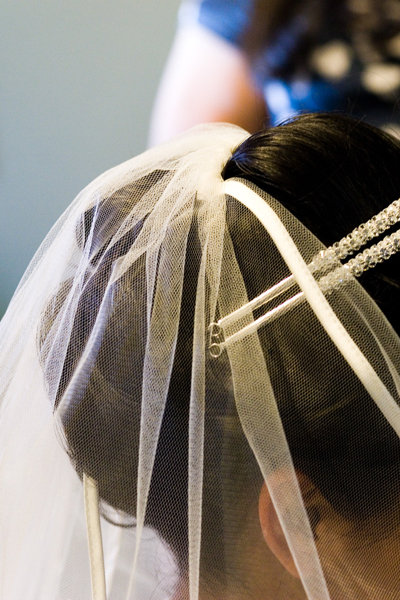 Wedding Hairstyles  Veil on Wedding Hairstyles With Veil