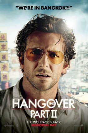 hangover 2 monkey. the hangover 2 monkey. The Hangover Character Poster