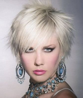 Hairstyles For Short Hair No Heat : Short Hairstyles Without Heat