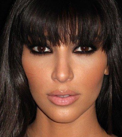 Kardashian  on Megan Fox Makeup Look  Kim Kardashian Makeup Looks