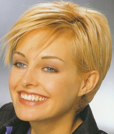 Short Hairstyles for Fine Thin Hair for Women