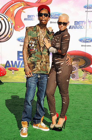 amber rose wiz khalifa 2011. Wiz Khalifa and Amber