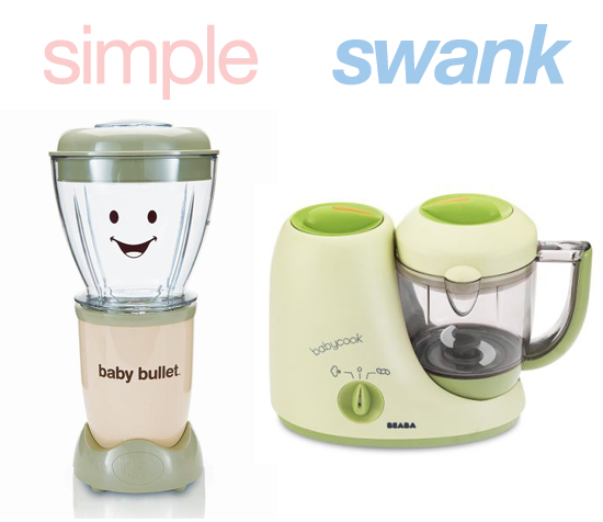 Baby Food Processor
