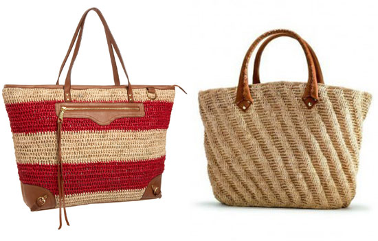 Trendy Summer Straw Tote Bags Popsugar Fashion Uk